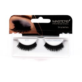 Masters Professional False Lashes 211