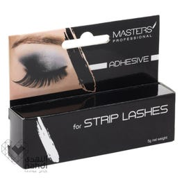 Masters Professional False Lash Brush Glue Black 5 gm