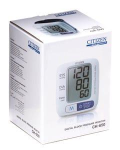 سيتزن جهاز قياس ضغط الدم CH650