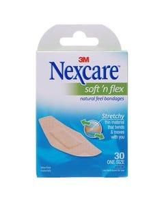 Nexcare 3M 30 Sof.N.Flx572-30d