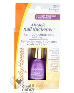 Sally Hansen Miracle Nail Thickner (For Soft, Thin Nails)