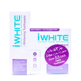 I-White Tooth Whitening 10 Trays