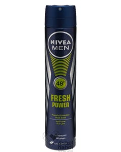 Nivea Fresh Power Deo Spray Men 200 ml