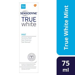 Sensodyne Toothpaste True White 75 ml