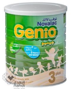 Novalac Genio Baby Milk (3) Plus With Vanilla 800 gm