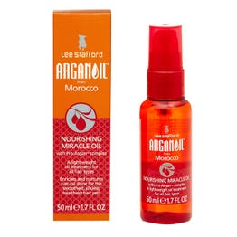 Lee Stafford Nourishing Oil Arganoil From Morocco 50 ml