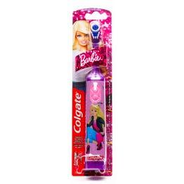 Colgate Kids Power Brush Battery Barbie