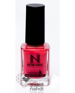Nova Nails Water Based Washable Nail Polish Summer Swing # 71