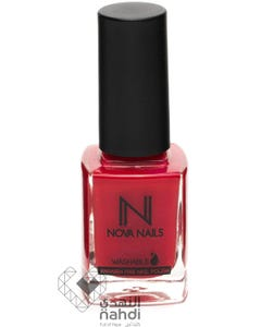 Nova Nails Washable Nail Polish Strawberry Cupcake 82