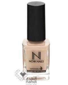 Nova Nails Washable Polish Sweet Almond 11
