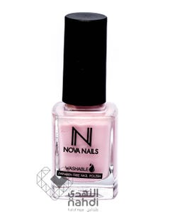 Nova Nails Water Based Washable Nail Polish French Connection # 12