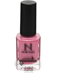 Nova Nails Washable Nail Polish Cotton Candy 20