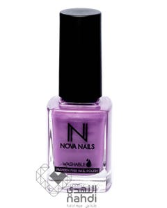 Nova Nails Water Based Washable Nail Polish Lavender Dreams # 30