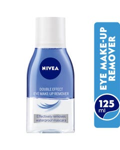 Nivea Eye Make Up Remover All Skin Types 125 ml