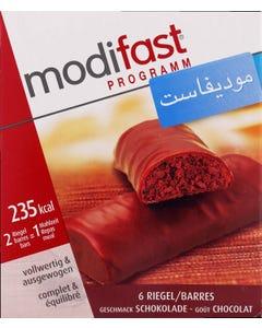 موديفاست شوكولاتة 31 جم *6