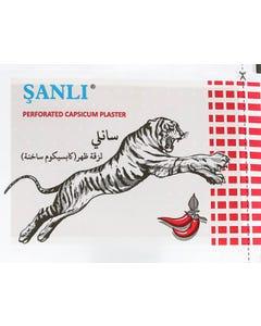 Sanli Capsicum Hot Patch 1 Pcs
