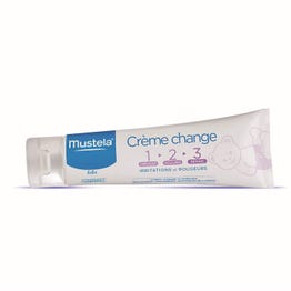 Mustela Bebe Vitamin Barrier Cream 50 ml