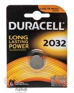 Duracell Lithium Battery 3 Volt 2032