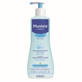 Mustela Bebe Gentle Cleansing gel 500 ml