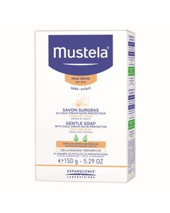 Mustela Bebe Gentle Soap With Cold Cream Nutri-Protective 150 gm