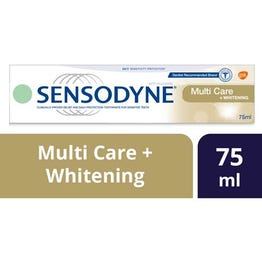 Sensodyne Toothpaste Multi Care Whitening 75 ml