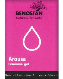 Arousa Feminine Soothing Gel 10 Sachets