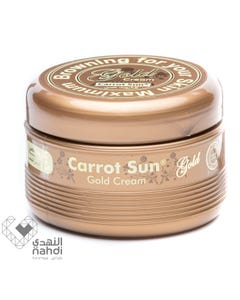 Carrot Sun Cream Gold 350 ml