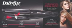 Babyliss 2 in 1 Straight And Curl Pro 235 Diamond Ceramic ST330SDE