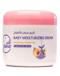 Gamar Baby Aqueous Cream Fragrance Free 350 ml