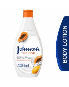 Johnson Vita Rich Lotion Smooth 400 ml