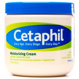 Cetaphil Moist Cream Jar 453 gm