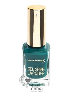 Max Factor Gloss Finity Gel Shine Lac Gleam Teal 45