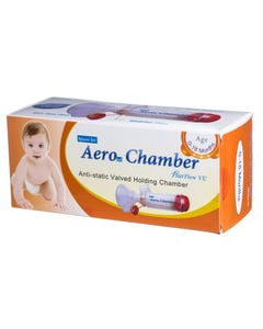 Aerosol Chamber Spacer Infant 0 To 18 month