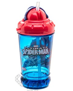 Stor Single Wall Canteen Spiderman
