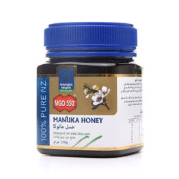 Manuka Health Manuka Honey mgo 550+ 250 gm