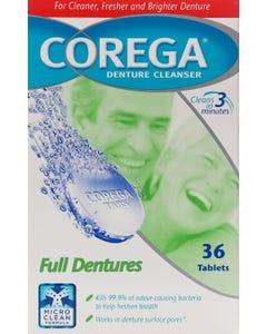 كوريجا منظف لأطقم الأسنان الكاملة 36 قرص