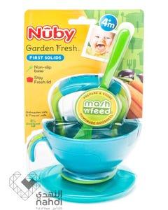 Nuby Fruits & Veggies Masher