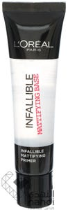 Loreal Infallible Matte Priming Base 01 Base