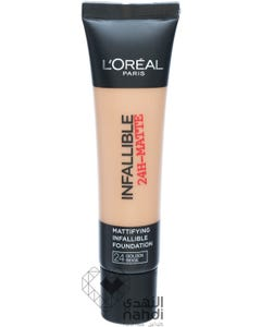 Loreal Infallible Matte Foundation 24 Beigedore/Gold