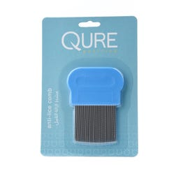 Qure Anti-Lice Comb With Needle Stainless Steel Without Lens