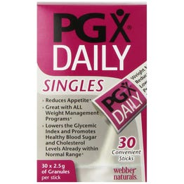 Pgx Daily Singels 30 Sticks
