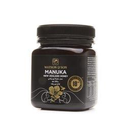 واتسون اند صن عسل مانوكا نيوزيلاندي 18 + 250جم