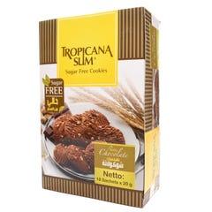 تروبيكانا كوكيز خالية من السكر شوكولاته