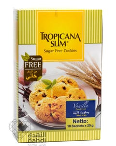 Tropicana Sugar Free Cookies Vanilla