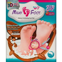 Milky Foot 3D Super Intense Exfoliating Foot Pad