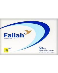 Fallah 50 mg Tablet 4 P
