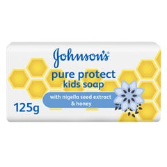Johnson Kids Pure Protect Soap 125 gm