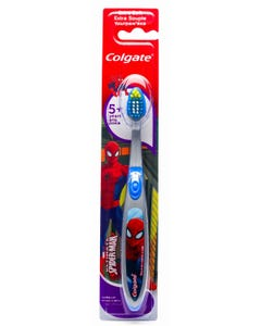 Colgate Toothbrush Kids Spiderman 5+ Years