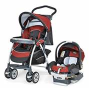 Chicco Cortina Travel System 30 Element USA