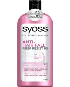 Sayoss Anti-Hair Full Fiber Resist Shampoo 500 ml